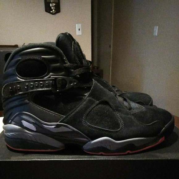 78de0fe46cc Jordan Shoes | Air Black Cement 8s | Poshmark